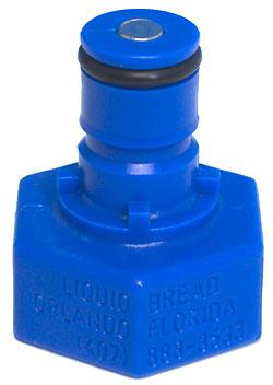 Carbonater cap