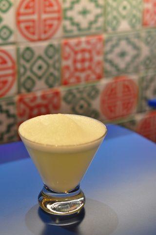 Salt Air Margarita. Photo by Beverly Pope.